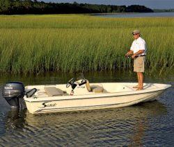 2009 - Scout Boats - 145 Sportfish