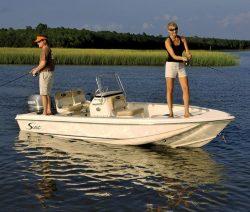 2009 - Scout Boats - 160 Sportfish