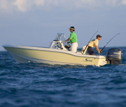 2009 - Scout Boats - 187 Sportfish
