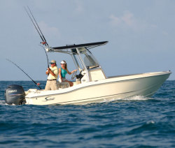 2009 - Scout Boats - 205 Sportfish