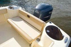 2009 - Scout Boats - 245 XSF