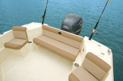 2009 - Scout Boats - 222 Abaco