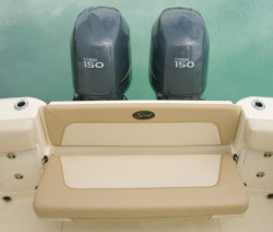 2009 - Scout Boats - 262 Abaco
