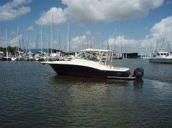2009 - Scout Boats - 350 Abaco