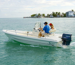 2009 - Scout Boats - 180 Bay Scout