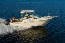 2011 - Scout Boats - 245 Abaco Series