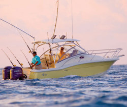 2011 - Scout Boats - 262 Abaco Series