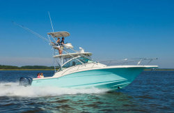 2011 - Scout Boats - 350 Abaco Series