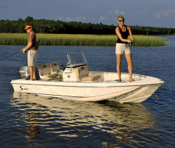 2011 - Scout Boats - 160 Series