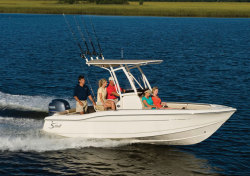 2010 - Scout Boats - 210 XSF