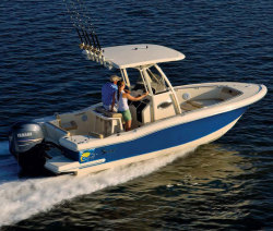 2011 - Scout Boats - 222 Sportfish