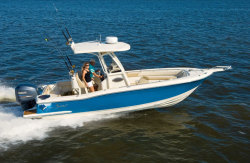 2011 - Scout Boats - 245 XSF