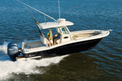 2011 - Scout Boats - 262 XSF