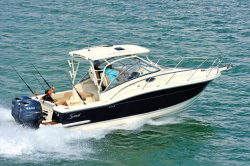 2012 - Scout Boats - 262 Abaco Series