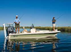 2012 - Scout Boats - 191 Bayscout