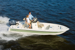2012 - Scout Boats - 201 Bay Scout