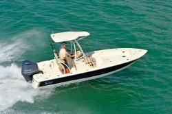 2012 - Scout Boats - 221 Winyah Bay
