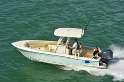 2012 - Scout Boats - 245 XSF