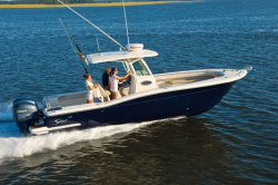 2012 - Scout Boats - 282 XSF