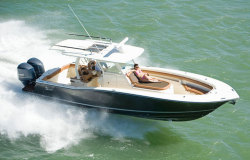 2012 - Scout Boats - 345 XSF