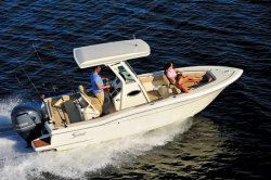 2012 - Scout Boats - 225 XSF