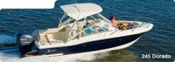 2013 - Scout Boats - 245 Dorado