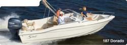 2013 - Scout Boats - 187 Dorado