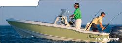 2013 - Scout Boats - 187 Sportfish