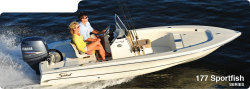 2013 - Scout Boats - 177 Sportfish