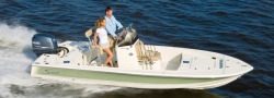 2015 - Scout Boats - 201 Bay Scout