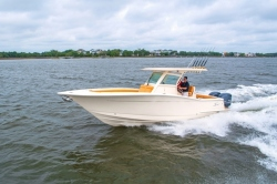 2015 - Scout Boats - 300 LXF