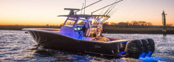2018 - Scout Boats - 350 LXF