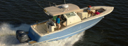 2018 - Scout Boats - 320 LXF