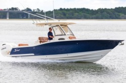 2020 - Scout Boats - 277 LXF