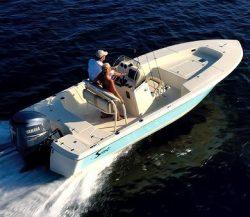 Scout Boats 221 Winyah Bay Boat