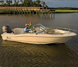 Scout Boats 175 Dorado Fish and Ski Boat