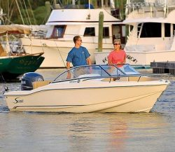 Scout Boats 185 Dorado Fish and Ski Boat