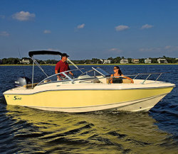 Scout Boats 205 Dorado Fish and Ski Boat