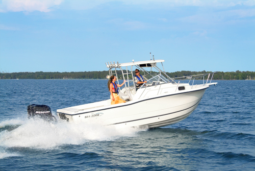 Research Sea Boss Boats 235 Wa Walkaround Boat On Iboats Com