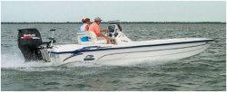 2012 - Sea Cat Boats - 207 SD Comet Diesel