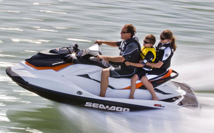 Research 2014 - SeaDoo Boats - GTI 130 on iboats com