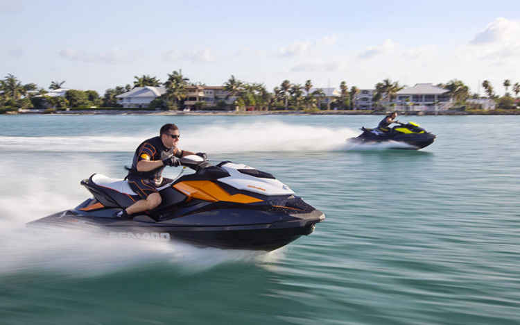 Research 2014 - SeaDoo Boats - GTR 215 on iboats com