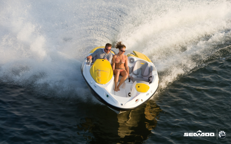Research 2009 - SeaDoo Boats - 150 Speedster on iboats com