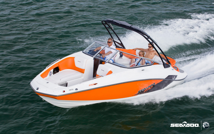 Research 2011 - SeaDoo Boats - 230 SP on iboats.com