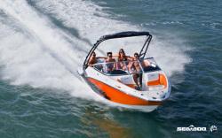 2012 - SeaDoo Boats - 210 SP