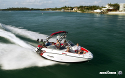 2012 - SeaDoo Boats - 210 WAKE