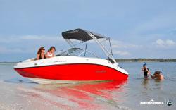 2012 - SeaDoo Boats - 180 Challenger SE