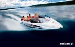 2012 - SeaDoo Boats - 200 Speedster