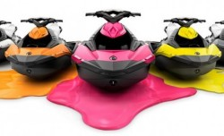 2014 - SeaDoo Boats - Spark 3up