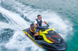 2015 - SeaDoo Boats - GTR 215